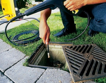 Прочистка ливневой канализации в Перми